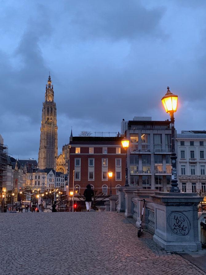 Schipperskwartier in Antwerpen