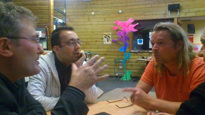 Sylvain et sa vision en tant que journaliste