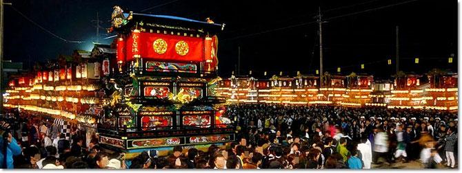 伊曽乃神社例大祭(お旅所)