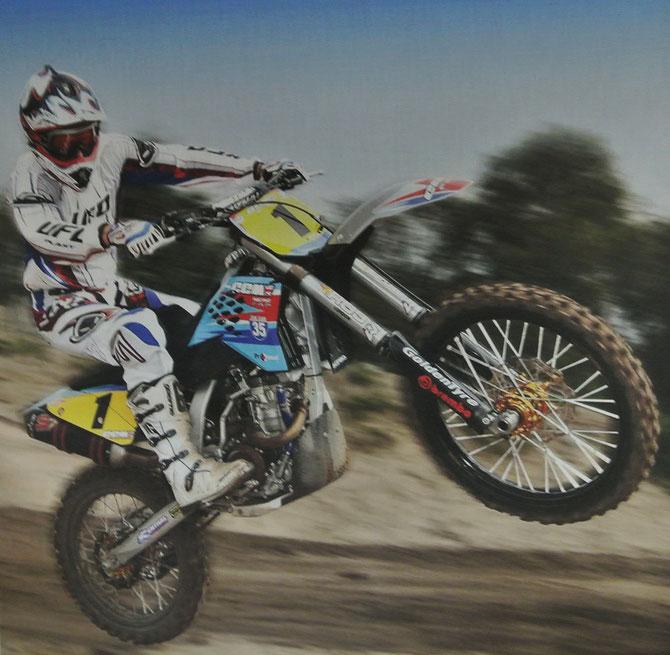 CCM-Motorräder standen immer schon für erfolgreichen Offroad-Motorsport