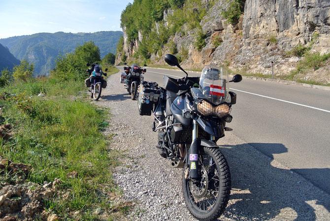 Am Weg von Sarajevo nach Foca