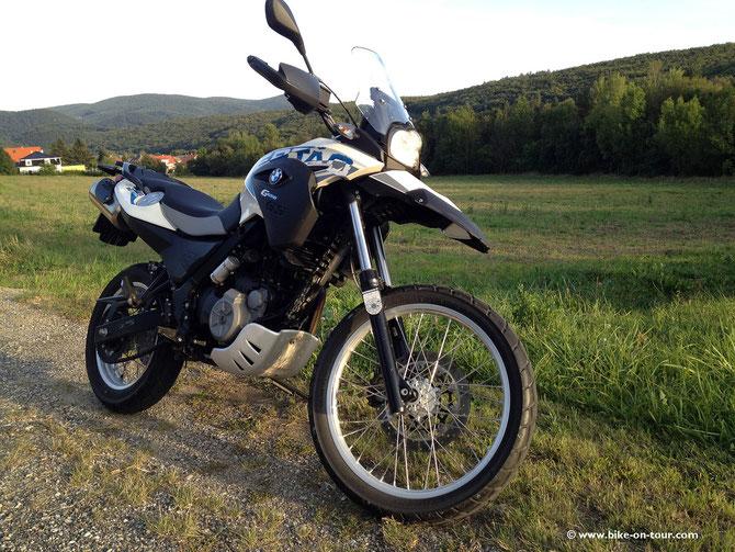 Bmw G 650 Gs Sertão Test Wolfs Private Website über Motorräder Und Reisen