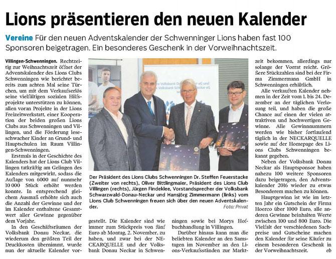 Neckarquelle vom 18.10.2016