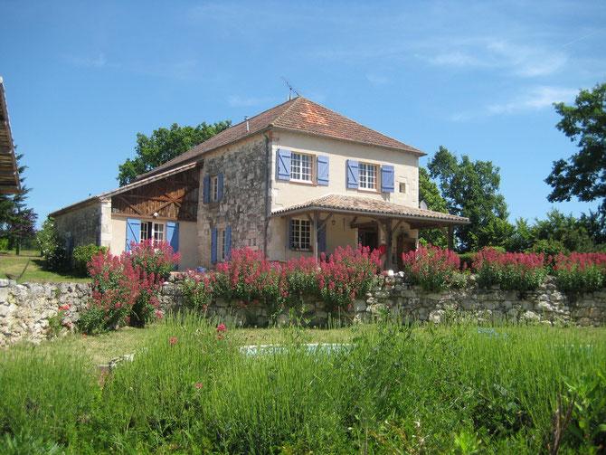 Het huis van Inek en Wiebe