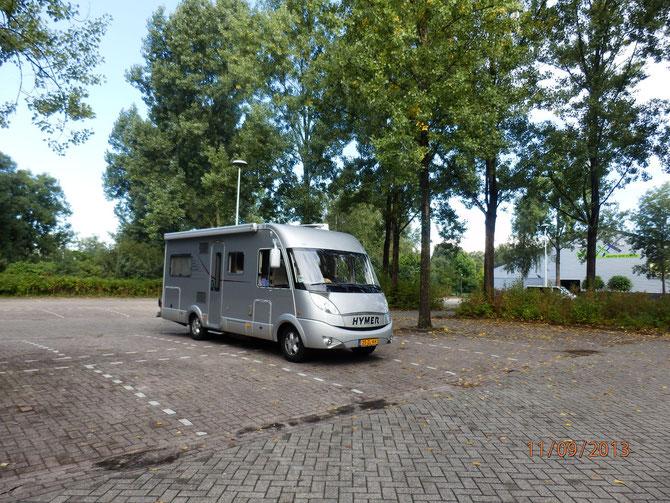 camperplaats Hoogeveen
