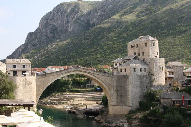 Bosnie    Mostar