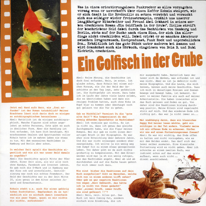 Lars Gebhardt Interview Panikknacker #28 (April 2014)