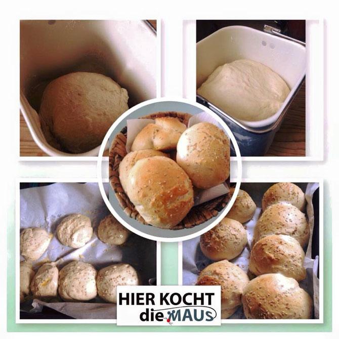 Rezept Super weiche Buttermilch-Broetchen