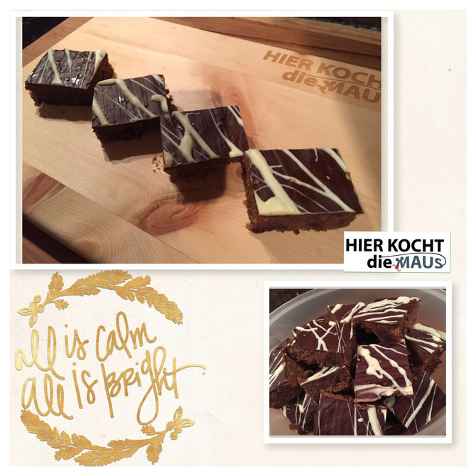 Kinderleichter Schokoladenkuchen-Schokoladenbrot