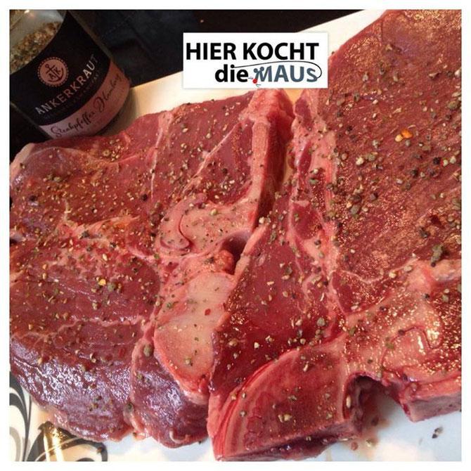 saftiges T-Bone Steak - so wird es gemacht