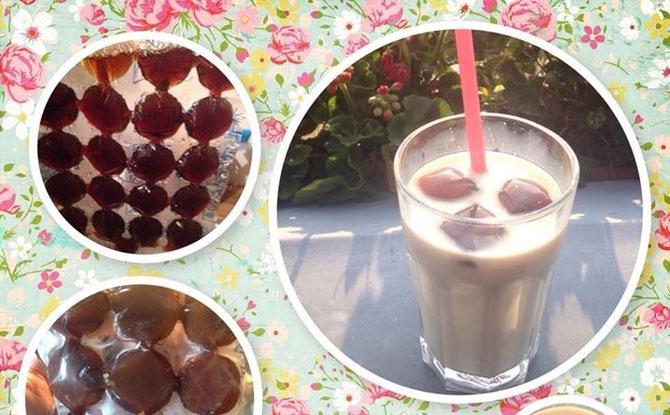 Starbucks like - Eiskaffee Light - Cold Brew - Iced Coffee Light
