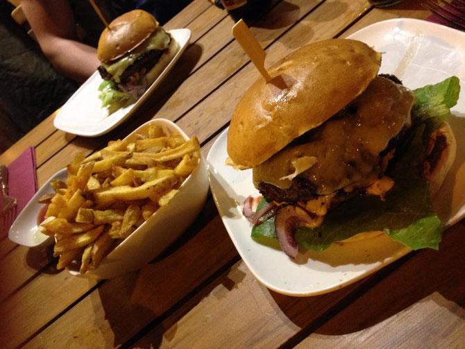 Die Fette Kuh - Burger in Koeln