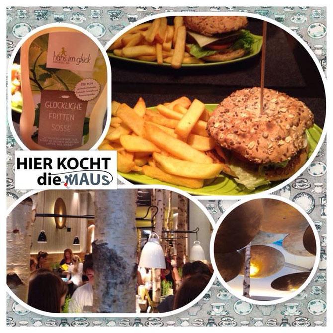 Hans im Glück in Koeln - Burgergrill Restaurant - Erfahrungsbericht