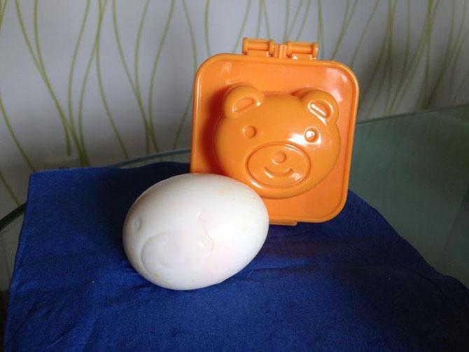 Eier Foermchen Baerchen