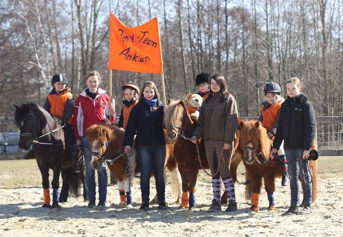 Ponyteam Ankum