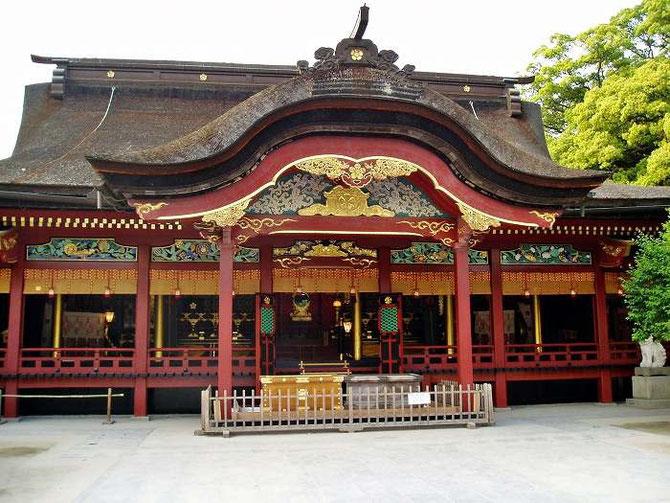 太宰府天満宮本殿(2008.05.17)