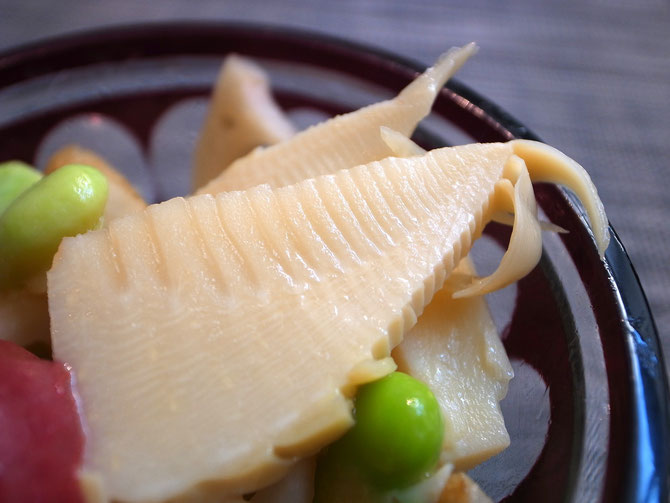 筍のピクルス