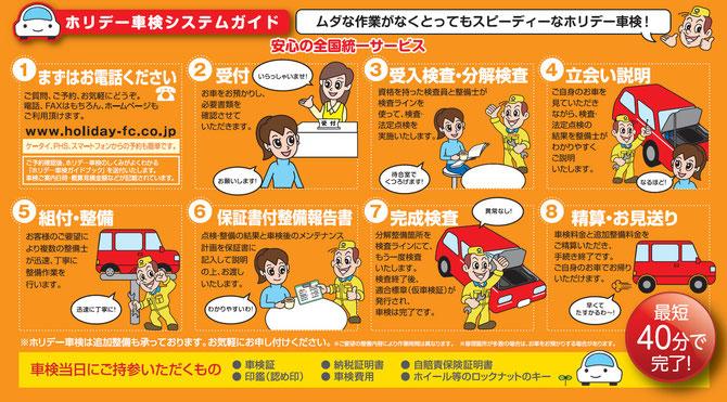 ホリデー車検 大田池上店