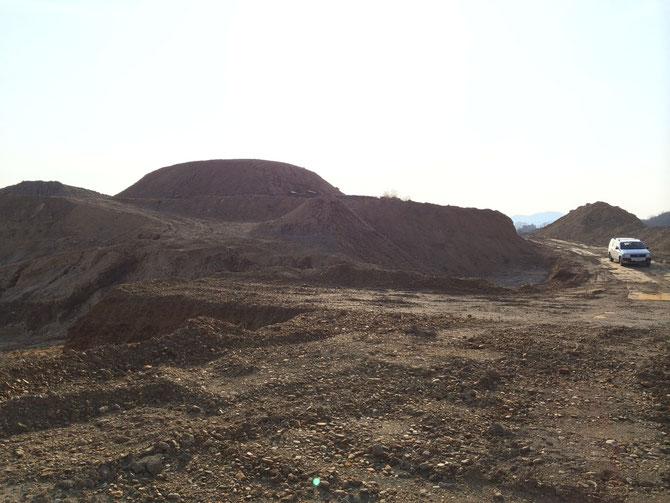 大地、砂漠、埃、砂塵