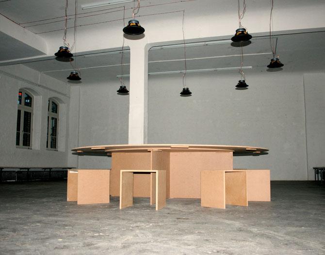 ROUNDSOUND mit Anna Maria Zinke, Allgemeiner Konsumverein Braunschweig, 2010