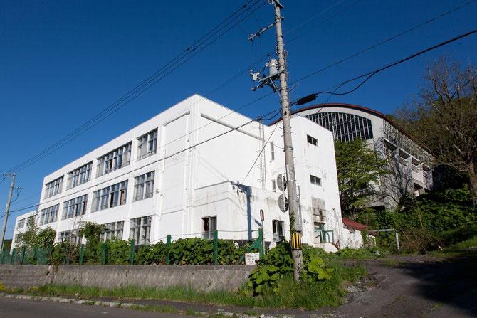 北海道 夕張の元宿泊施設 ふれあい