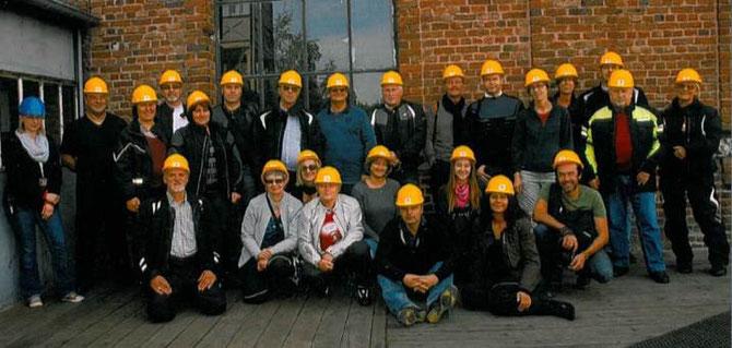 Le club des casques jaunes