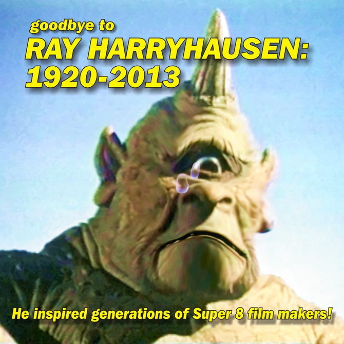 Ray Harryhausen: Film Giant!