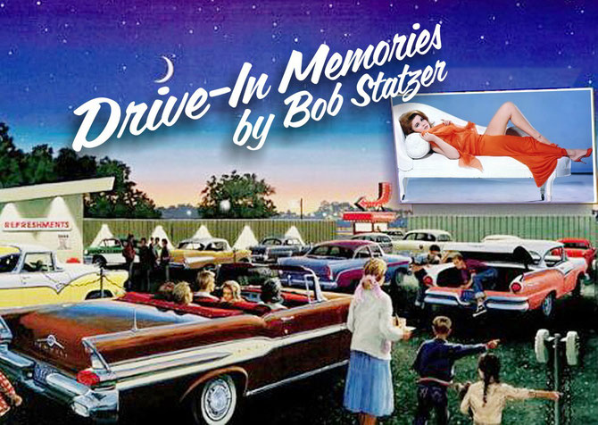 Viva Ann-Margret at the Drive-In