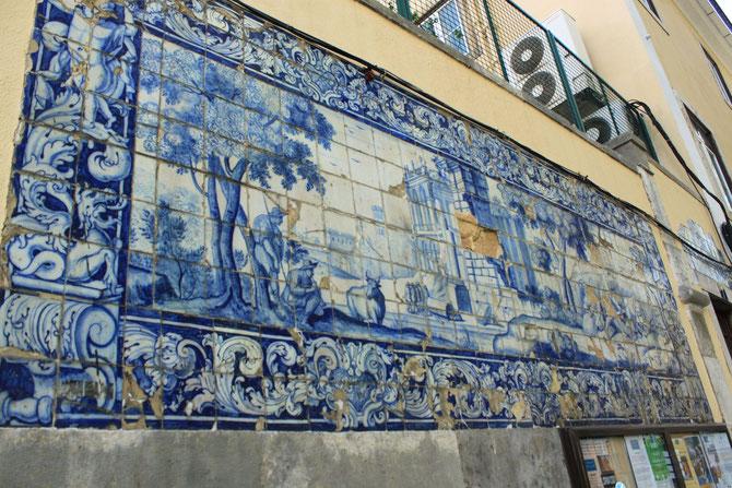 Portugal, mosaic