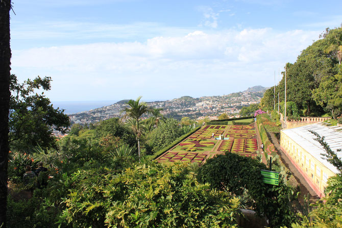 Funchal Botanical Garden