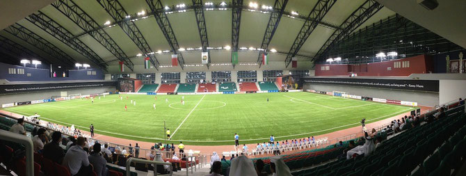 GCC U17 Qatar vs. Oman