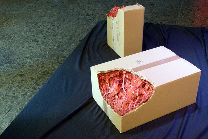 fleischkartons - objektgruppe auswahl - guido muermann