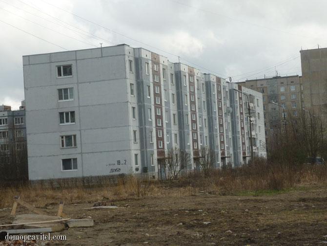 Авиатриссы Зверевой 18 корпус 2 в Гатчине