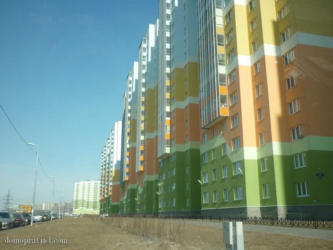Новая Охта, Маршака проспект, 14 корпус 2