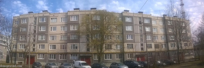 Гатчина, ул. Достоевского 13