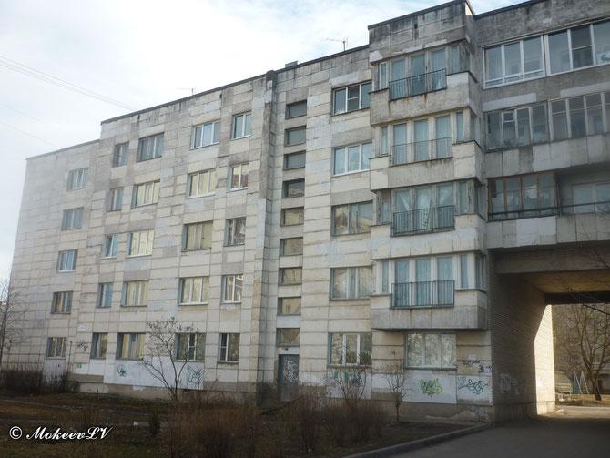 Дом на Новоселов 7 в Гатчине
