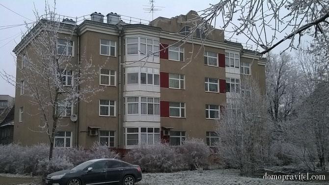 Дом по улице Карла Маркса 7А в Гатчине