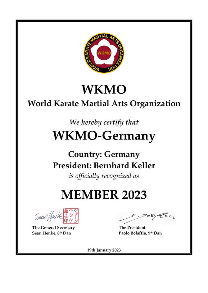 Delegate for Germany