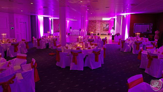 Hotel Thessoni Regensdorf Hochzeit Heiraten Wedding DJ Benz
