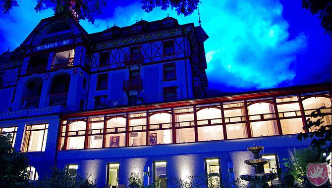Hochzeit Heiraten im Hotel Vitznauerhof DJ Benz