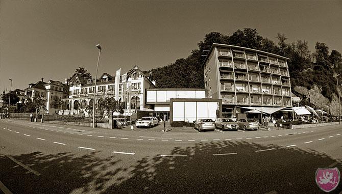 Hotel Seeburg Luzern Vierwaldstättersee Hochzeit Heiraten Wedding DJ Benz