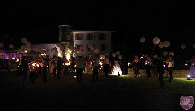 Hochzeit Schloss Salavaux DJ Benz