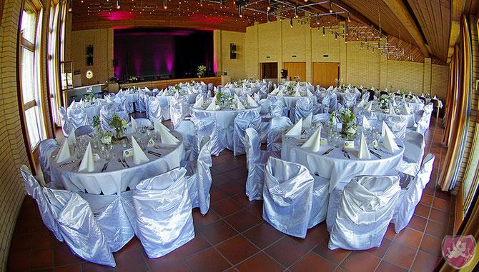Mehrzweckhalle Neuwis Huus in Stadel bei Niederglatt Hochzeit Heiraten Wedding DJ Dubi