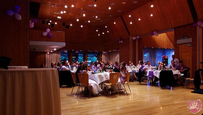 Restaurant Wallberg Volketswil Hochzeit Heiraten DJ Benz