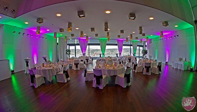 Hotel Belvoir Rüschlikon DJ Benz Hochzeit Heiraten Wedding