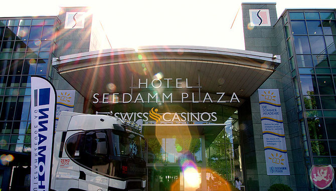 Seedamm Plaza Pfäffikon Casino Hochzeit Heiraten Wedding DJ Benz