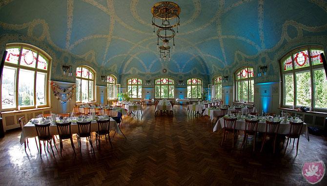 Kurhaus Bergün Wedding Hochzeit Heiraten DJ Benz