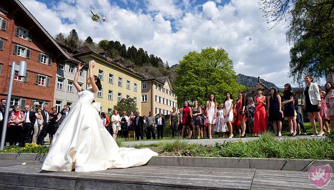 Evangelische Mittelschule Schiers Hochzeit Heiraten Wedding DJ Benz