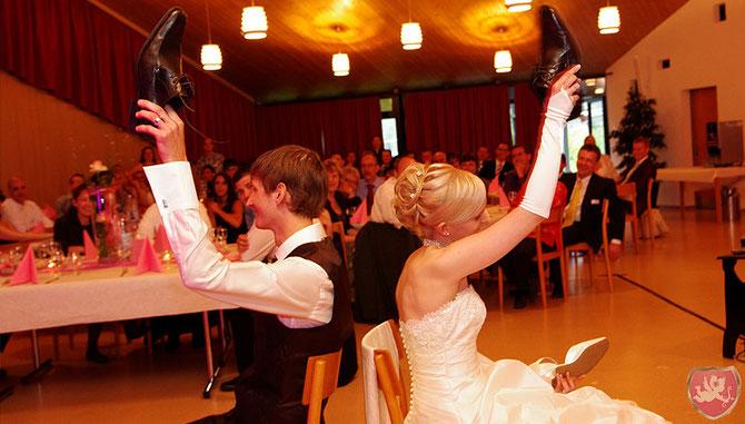 Gemeindesaal Niederurnen Hochzeit mit DJ Benz