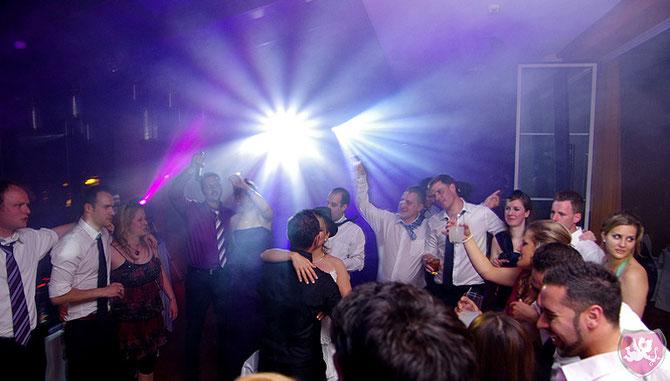 Seerose Meisterschwanden Hochzeit DJ Benz